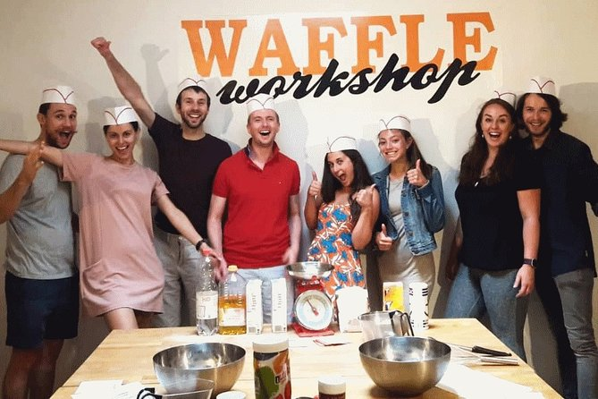 Brussels Waffle Workshop photo 7