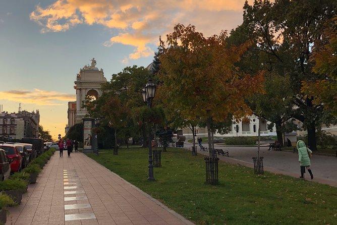 Following Odessa Foreign Settlers Walking Tour
