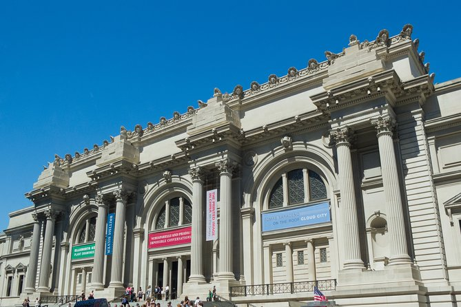 Private 4-hour Walking Tour of Metropolitan Museum of Art Highlights NYC
