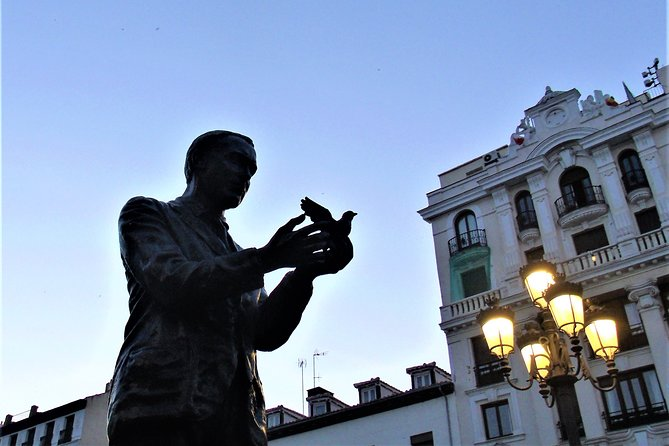 Private Walking Tour of the Literary Quarter in Madrid