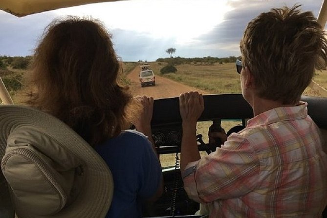 6-Day Amboseli Naivasha and Maasai Mara Camping Safari