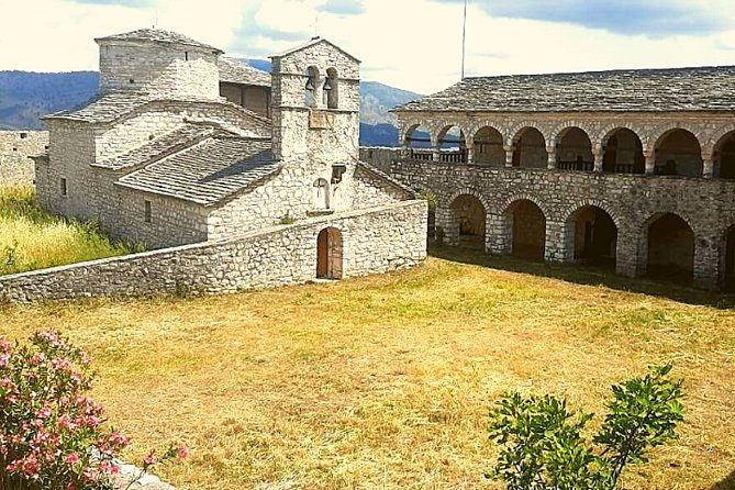 Visit the Saint George Monastery