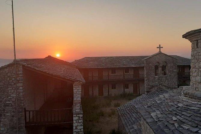 Visit the Saint George Monastery