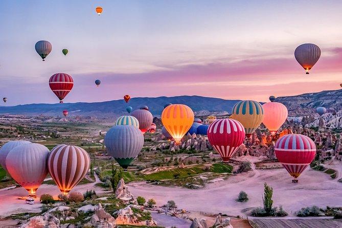 Seven Wonders of Turkey, 14 Days