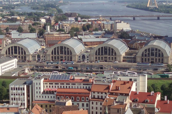 Riga Central Market — Walking Quest and Self-Guided Tour