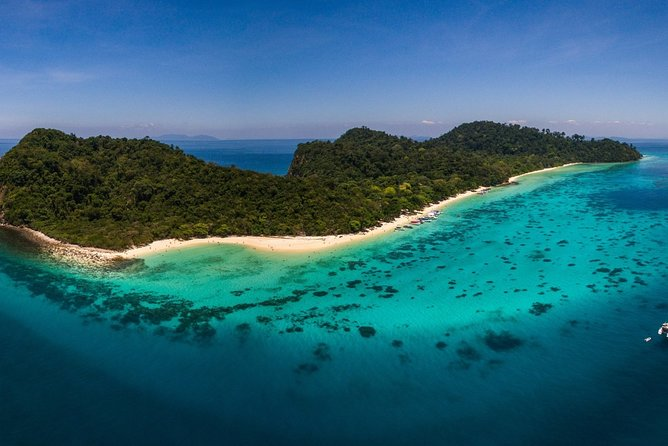 Oneday Tour Koh Rok By Tin Adventure Sea Tour from Koh Lanta