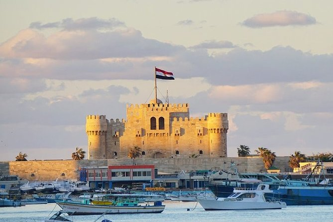 Alexandria Private Full-Day Tour from Cairo with Egyptologist