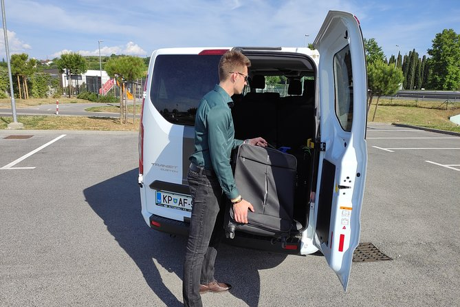 Transfer from Koper to Venice Airport
