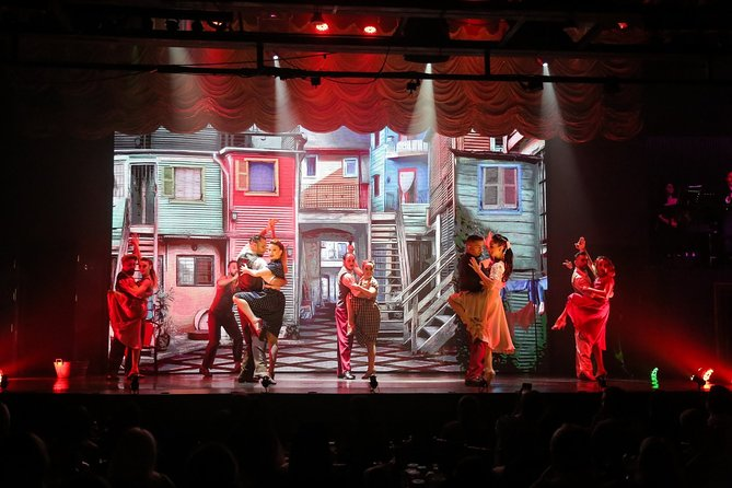 Buenos Aires Shore Excursion: Madero Tango VIP Dinner and Tango Show