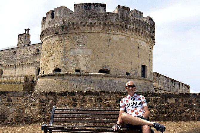 Otranto and the Coast Full-day Bike Tour