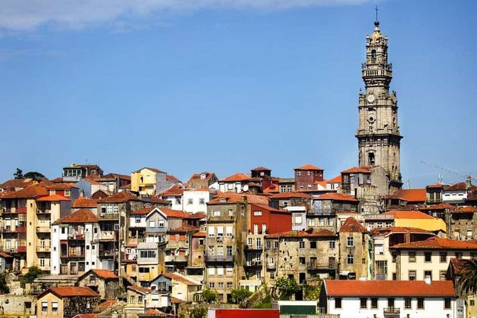 Porto Private Deluxe City Tour From Lisbon
