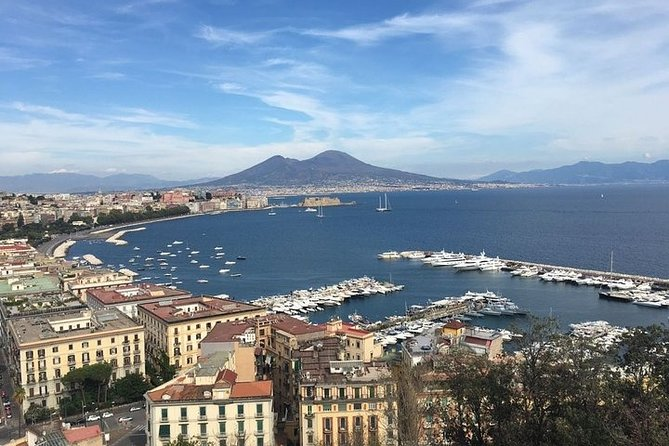 Private Naples Walking Tour with Tourist Guide