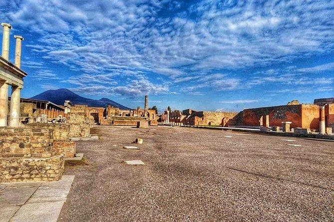 Private Walking Tour of Pompeii
