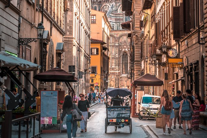 Walking through the wonders of Florence - City Walking Tour - Private Tour