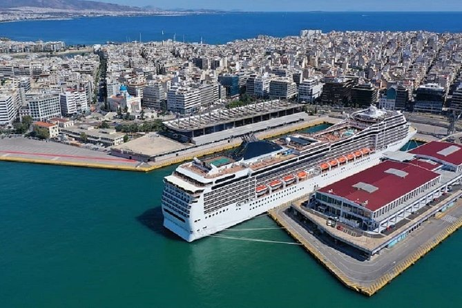 Private Transfer from Piraeus Port to Athens International Airport (ATH)