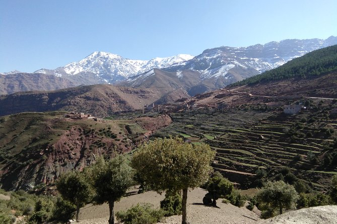 Excursion to the 3 valleys of the Atlas and the Berbers villages
