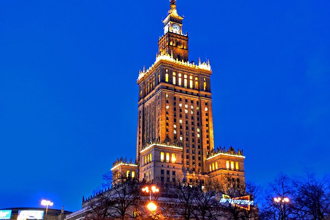 Warsaw Must See | private walking tour with guide | 3h