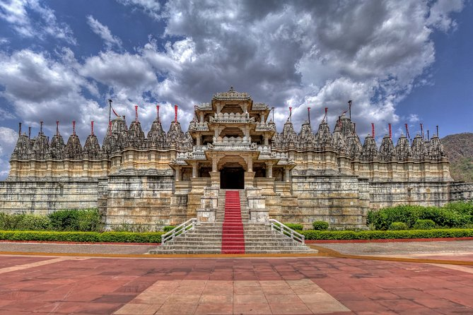 Ranakpur Temple Private Tour from Udaipur