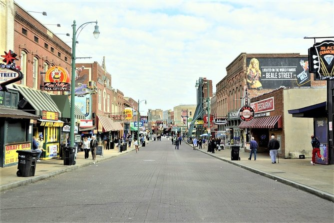Memphis City Tour with Riverboat Cruise & Sun Studio Admission Add-On Options