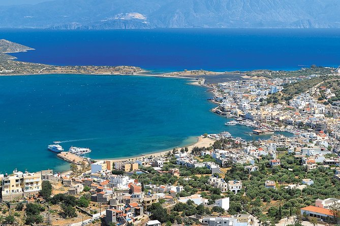 Private Transfer from Heraklion Airport to Elounda