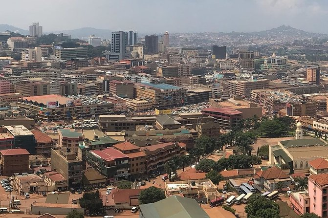 6 Hours Walking Tour in Kampala