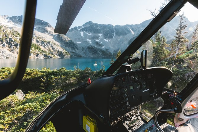 Whistler Heli Picnic Experience