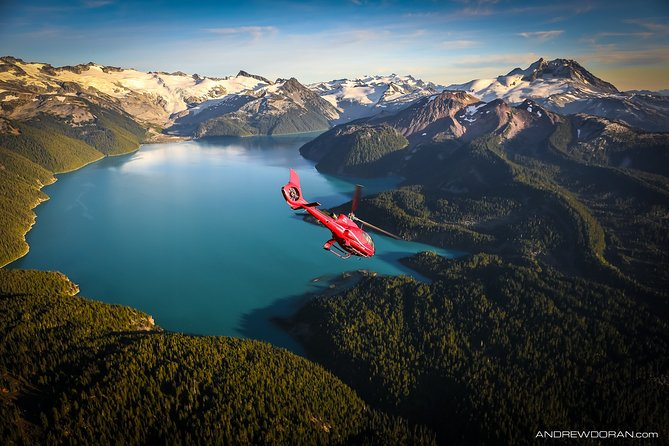 Private Whistler Helicopter Tour