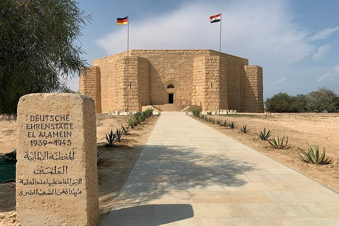 Full-Day Tour of El-Alamein from Cairo or Giza with Lunch