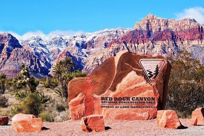 Red Rock Canyon Half Day Tour from Las Vegas