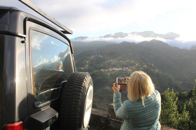 North Tour - Santana - Adventureland Madeira - 4x4 Tours