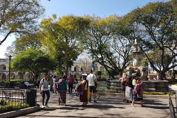 Historical and Cultural Walking Tour of Antigua Guatemala