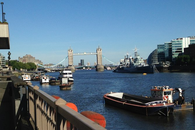 Private Walking Tour of London including the London Bridge