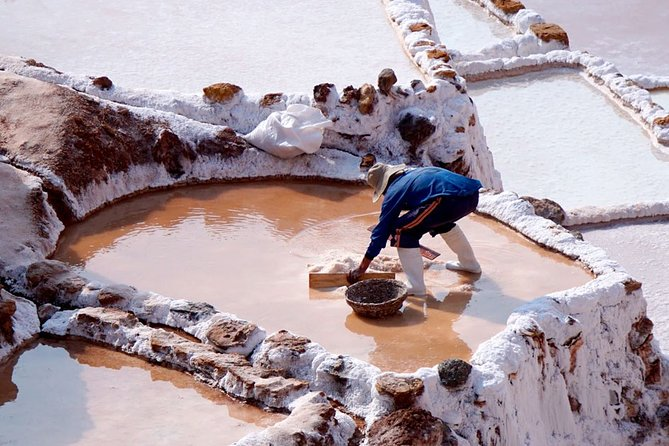 Full-Day Tour of Moray Salinas de Maras and The Sacred Valley from Cusco