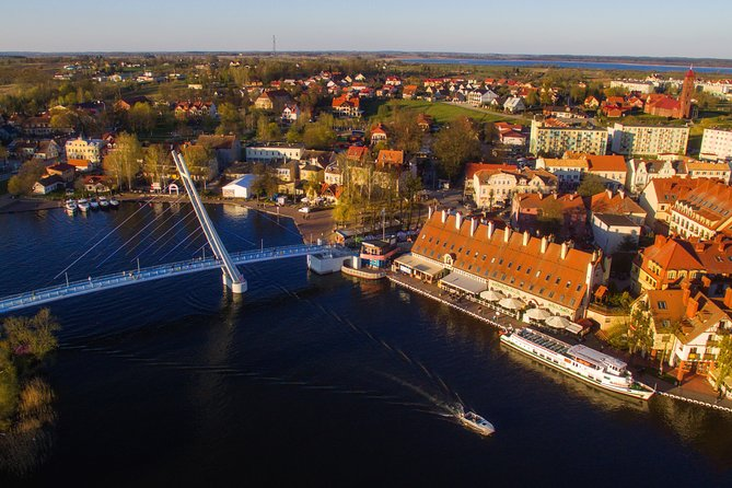 Getting to know Masuria in 5 days, with your own car and local tour guide