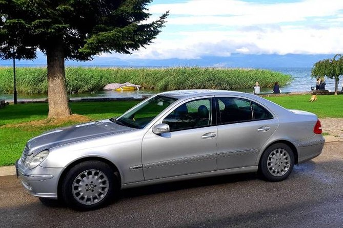 Private transfer from Ohrid to Thessaloniki or vice versa