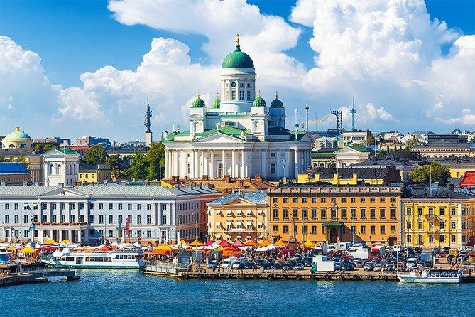 Excursão Terrestre: Melhor do Grupo Panorâmico de Helsinque