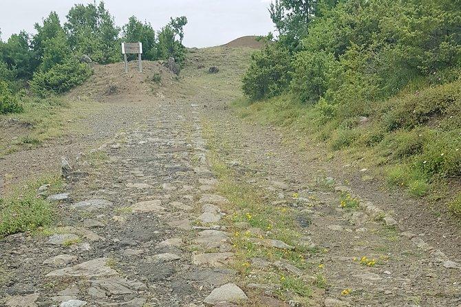 Via Egnatia and Elbasan fortres