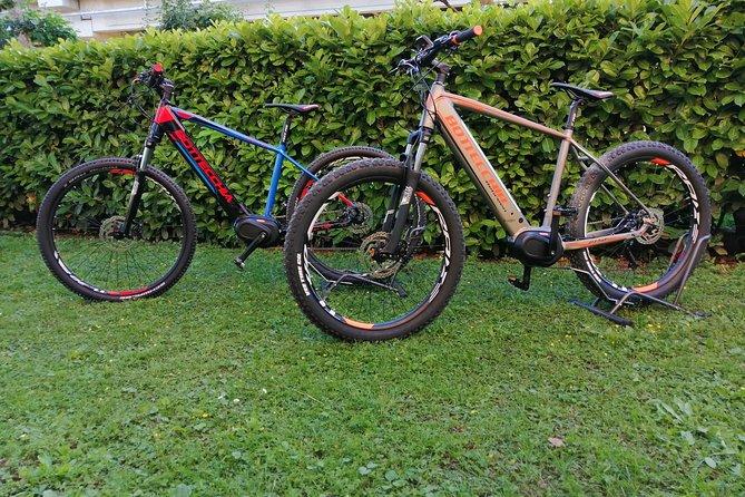 E-Bike Mtb Tour Bassa Parmense