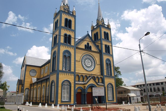 5-Day Guyana and Suriname Tour