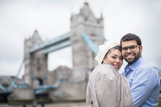 Private Photoshoot in London with Professional Photographer