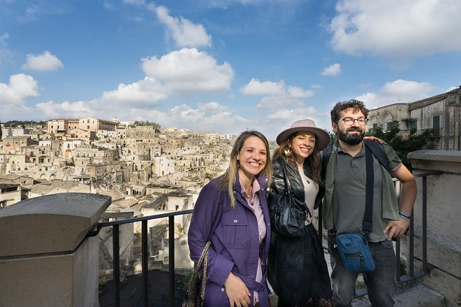Private Walking Tour of the Sassi of Matera