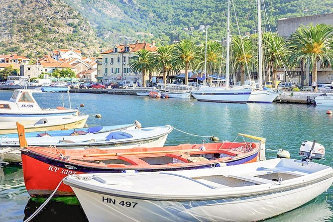 Perast,Risan, Herceg Novi Old Town 1 day tour from Kotor/Budva