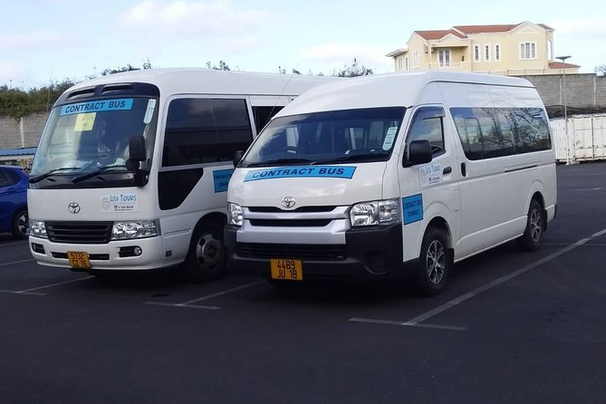 Private transfer Airport to Hotel   Mauritius