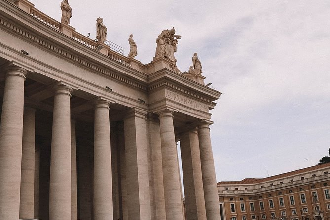 VIP Vatican Guided Tour