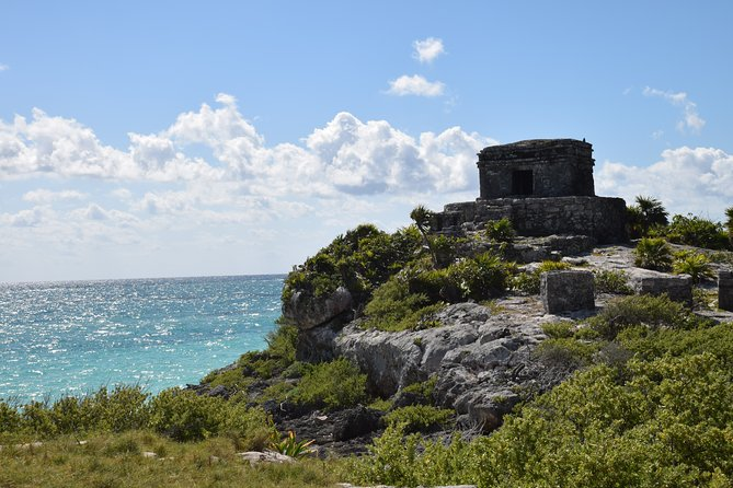 Private 3 in 1 Discovery Combo Tours Tulum Ruins, Snorkeling & Cenotes Adventure