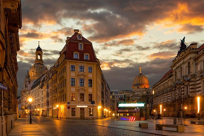 Dresden City Tour with Hotel pick up and Drop off
