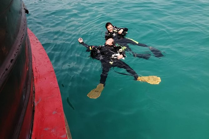 Rescue Diver and EFR ( Start at Koh Chang)