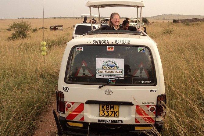 7-Day Kenya Tour to Samburu, Lake Nakuru and Mara