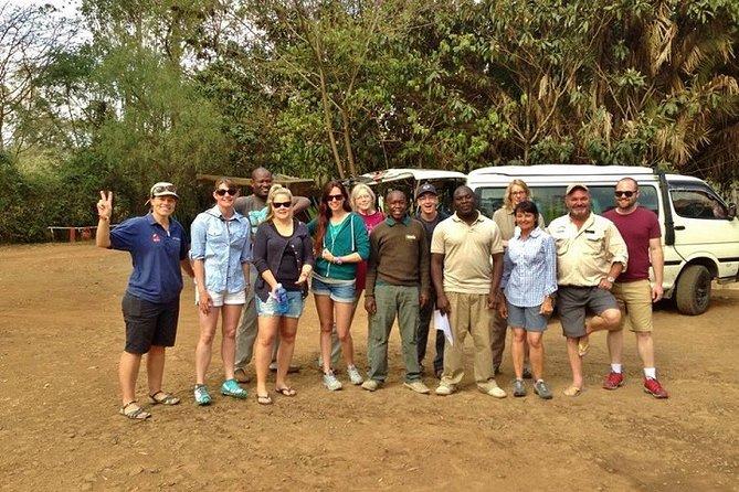 6 days Budget Camping Maasai Mara, Amboseli and Tsavo Safari from Nairobi