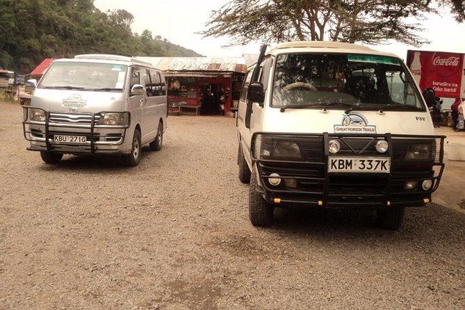 Full-Day Private Kogello Heritage Tour from Kisumu
